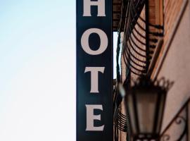 Hotel Martin, hotel a Toledo