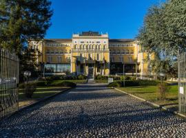Hotel Villa Malpensa, hotel Vizzola Ticinóban