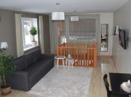 Dzīvoklis Hanna's residence Valmierā
