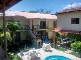 Pousada Paraíso das Palmeiras, accessible hotel in Paripueira