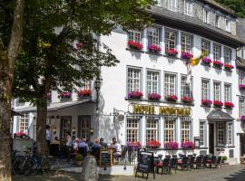 Horchem Hotel-Restaurant-Café-Bar, hotel in Monschau