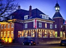 Boutique Hotel 't Lansink, hotel in Hengelo