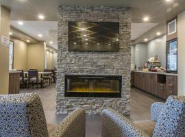 Quality Inn & Suites, hotel em Moose Jaw