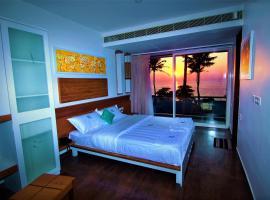 Palan Beach Resort, resort in Varkala