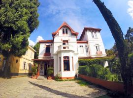 Pousada Imperial Koeler, pet-friendly hotel in Petrópolis