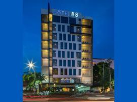 Hotel 88 Embong Malang, accessible hotel in Surabaya