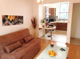 APPART'HOTEL61, serviced apartment in Flers