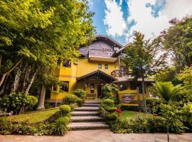 Pousada Das Papoulas, hotel em Gramado