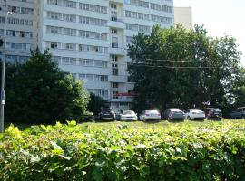 Hostel Zelenogradskiy, pet-friendly hotel in Zelenograd