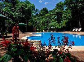 Tierra Guaraní Lodge, complejo de cabañas en Puerto Iguazú
