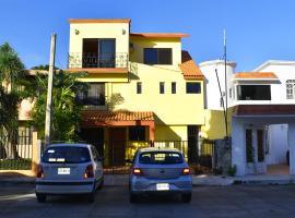 Casa Bonita SM31, hotel near Beto Avila Stadium, Cancún