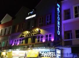 Alonto Hotel, hotel in Sandakan