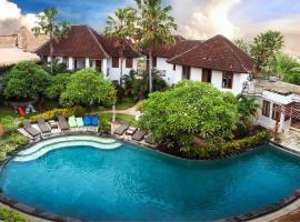 Ecosfera Hotel, Yoga & Spa, hotell sihtkohas Canggu