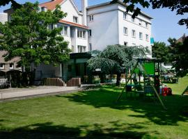 Parkhotel, hotel in De Panne