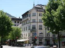 Bernina Express Rooms&Breakfast, affittacamere a Tirano