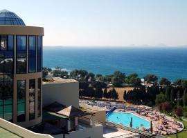 Kipriotis Panorama Hotel & Suites, hotel 5 estrellas en Cos