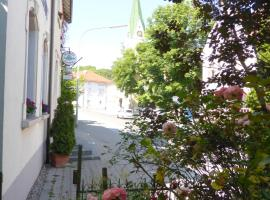Gästehaus Linde, Hotel garni, Hotel in der Nähe von: Schloss Mainau, Konstanz