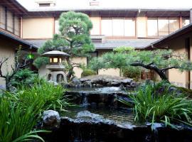 Shiki Resort Kyoto Kamogawaso, hotel in Kyoto