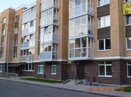 Apartment on Lagernaya 5a, апартаменты/квартира в Пскове