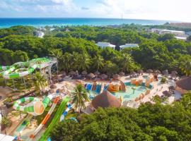 Sandos Caracol Eco Resort All Inclusive, resor di Playa del Carmen