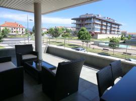 Apartamentos de Canelas Suites, hotel cerca de Playa Canelas, Portonovo