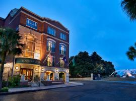 Harbourview Inn, boutique hotel in Charleston