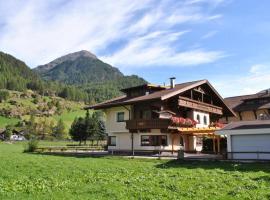 Apart Tyrolis, Ferienwohnung in Sölden
