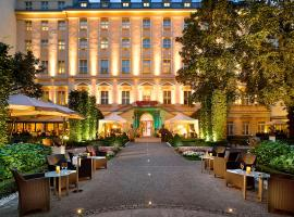 The Grand Mark Prague - The Leading Hotels of the World, hotel near Praha - Holesovice Railway Station, Prague