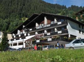 Hotel Daneu, hotel in Gaschurn