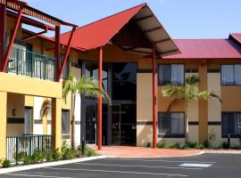 Warners at the Bay, hotel in Warners Bay