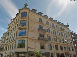 Copenhagen Apartment with excellent location, hotel i nærheden af Parken, København