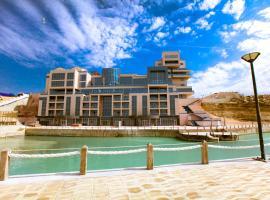 Caspian Riviera Grand Palace Hotel, hotel in Aktau