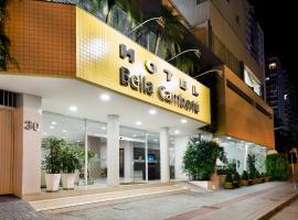 Hotel Bella Camboriú, hotel near Camboriu Praia Shopping Mall, Balneário Camboriú
