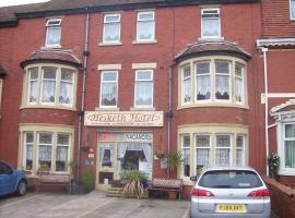 Hesketh Hotel, pet-friendly hotel in Blackpool