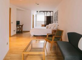 Hotel Quercus Tierra, hotel en Garganta de los Montes