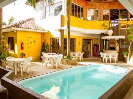 Pousada Encanto da Praia, homestay in Capão da Canoa