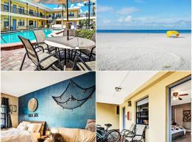 Royal Orleans Resort Unit 113, apartment in St. Pete Beach