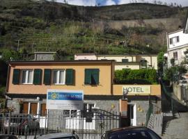 Hotel Del Sole, hotel a Riomaggiore