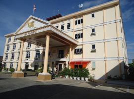 Phadaeng Hotel, hotel in Ubon Ratchathani
