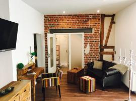 Freiraum Apartmenthaus, Hotel in Simmern