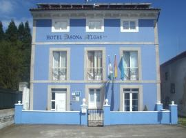 Casona Selgas de Cudillero, hotel near Asturias Airport - OVD, Cudillero