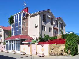 "Pansionat ""Asteri"", hotel in Vityazevo"