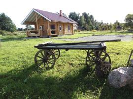 Cottage in Kirillovo, country house in Pushkinskiye Gory