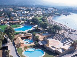 Kalimera Kriti Hotel & Village Resort, golf hotel in Sisi