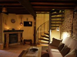 La casa del Vado, hotel in Hervás