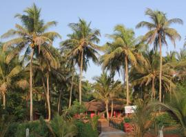 The Yuppi Hippi Female Hostel, hotel near Casino Palms, Anjuna