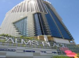 Stunning 1 bedroom suite with 2 balconies, serviced apartment in Las Vegas
