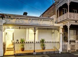 Melbourne Fitzroy Terrace, vila u gradu Melburn