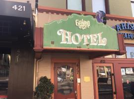 Gaslamp Quarter Hotel, B&B in San Diego