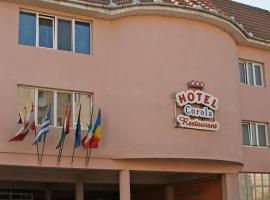 Hotel Corola, hotel a Nymphaea Aquapark környékén Nagyváradon